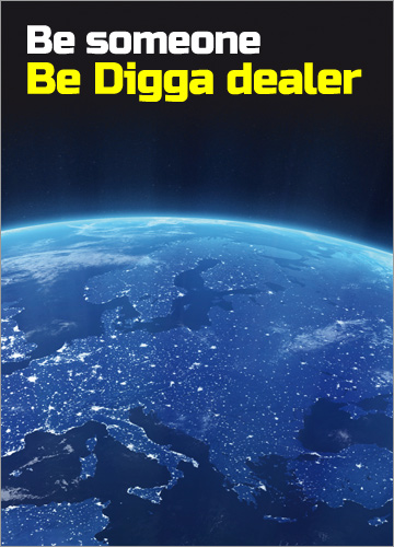 BE SOMEONE | BE DIGGA DEALER